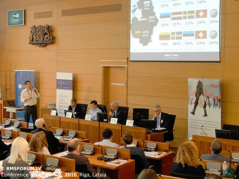 REAL ESTATE AND CONSTRUCTION IN THE BALTICS 2017
